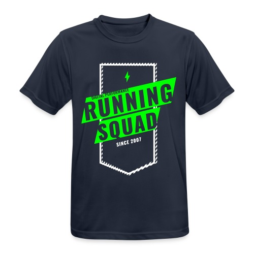 Running Shirt Men 2017 - Men's Breathable T-Shirt