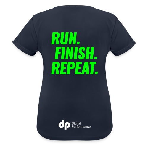 Running Shirt Women 2017 - Women's Breathable T-Shirt
