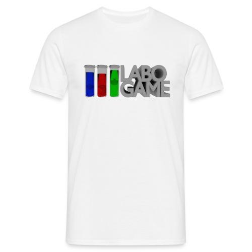 t-shirt homme du labo - T-shirt Homme