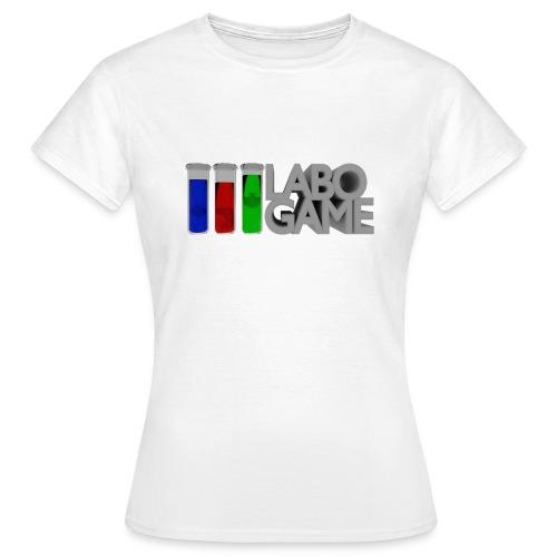 t-shirt femme du labo - T-shirt Femme