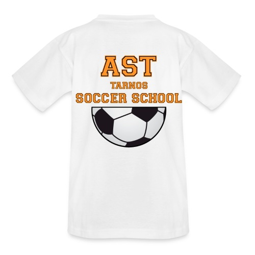 AST  SOCCER SCHOOL - T-shirt Ado