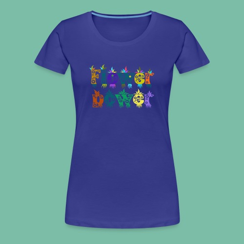 Seventees - T-shirt Premium Femme