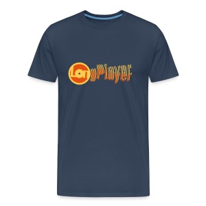 Long Player - Männer Premium T-Shirt