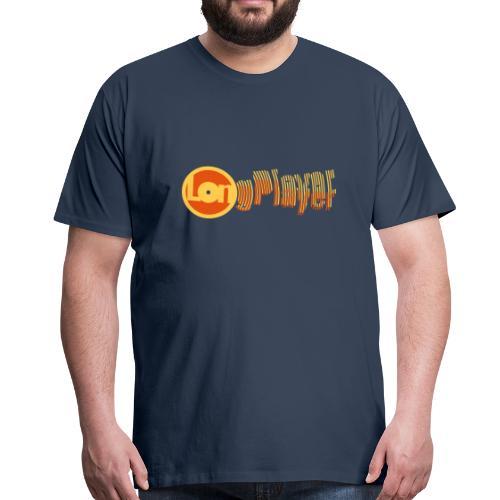 Long Player - Männer Premium T-Shirt