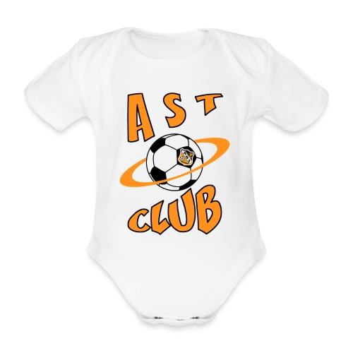 AST 38 - Body bébé bio manches courtes