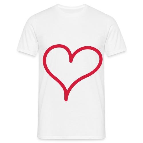 loveshirt - Maglietta da uomo