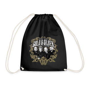 World Famous Gold & Silver Pawn Shop Stars - Drawstring Bag