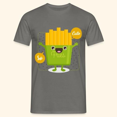 Tee Shirt Fries So cute - T-shirt Homme
