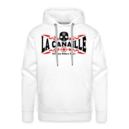 LA CANAILLE| sweat-shirts homme - Sweat-shirt à capuche Premium pour hommes