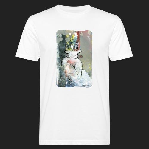 Overpainted NYCMetro Card - Männer Bio-T-Shirt