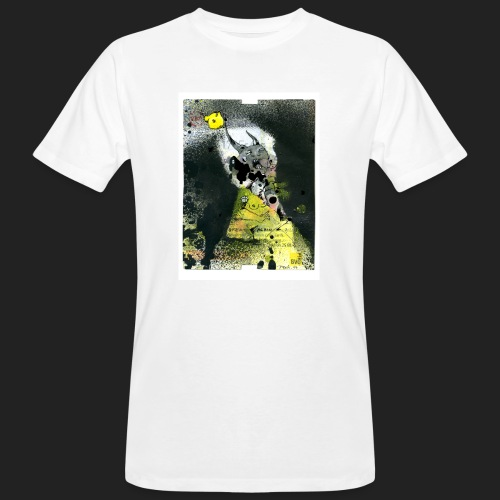 Berlin GreatAgain - Männer Bio-T-Shirt