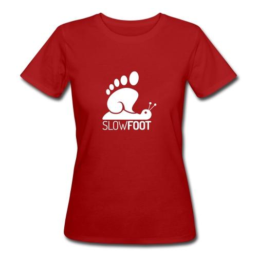 SlowFoot - Frauen Bio-T-Shirt