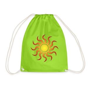 Sonnenstrahlen - Sommer - Turnbeutel