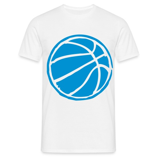 HoopHead - Ball! - Men's T-Shirt