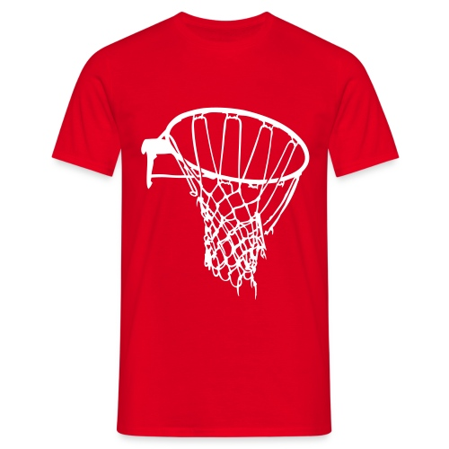 Hoop head T - Men's T-Shirt