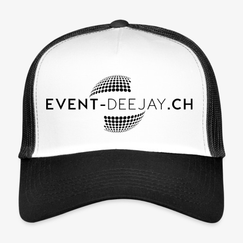 Trucker Cap Event-Deejay - Trucker Cap