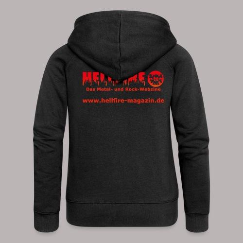 Hellfire - Frauen Premium Kapuzenjacke - Frauen Premium Kapuzenjacke