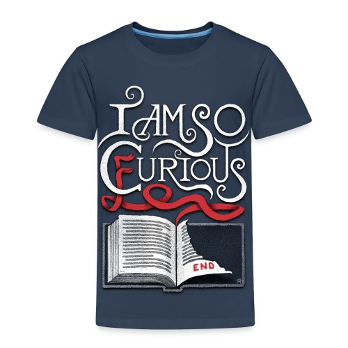 I Am So Curious Furious V2 - Kids' Premium T-Shirt