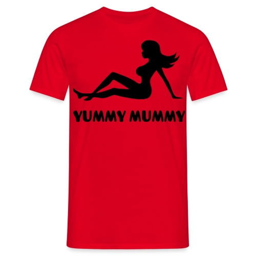 YUMMY MUMMY - Men's T-Shirt
