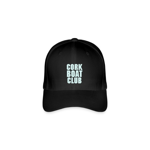 Basball Cap with Reflective Text - Flexfit Baseball Cap