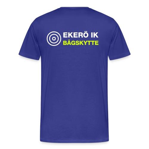 Skjuttröja UNISEX - Premium-T-shirt herr