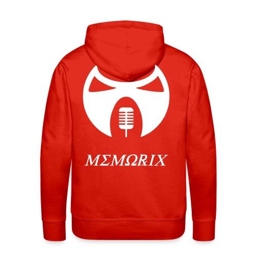 Memorix - Männerhoodie - Männer Premium Hoodie