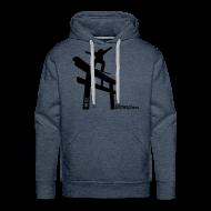 Hoodies & Sweatshirts ~ Men's Premium Hoodie ~ Snowboard Japan Hoody