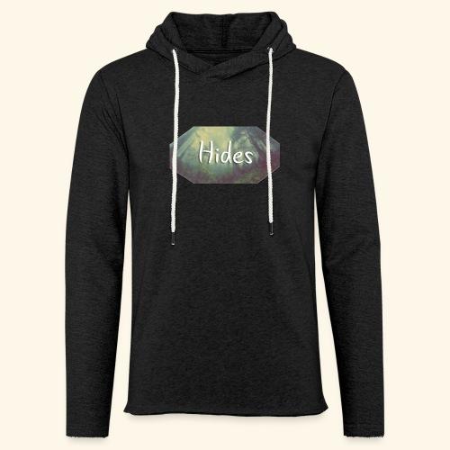 Hides Nature Sweatshirt  - Lett unisex hette-sweatshirt