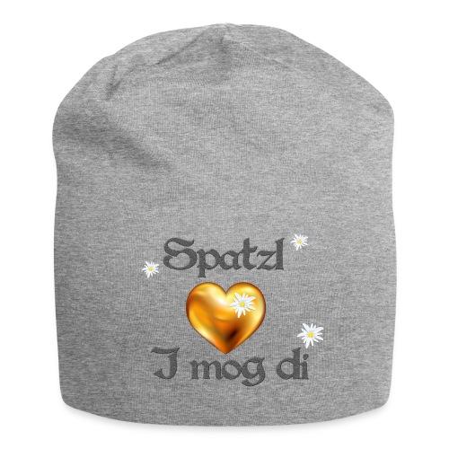 Spatzl i mog di  - Jersey-Beanie