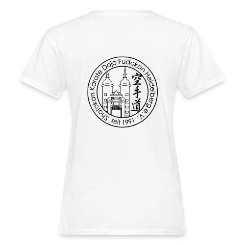Das klassische Vereins-T-Shirt (Damen) - Frauen Bio-T-Shirt