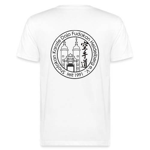 Das klassische Vereins-T-Shirt (Herren) - Männer Bio-T-Shirt
