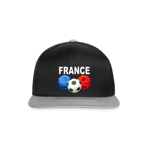 Football France - Snapback Cap
