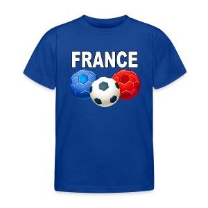 Football France - Kids' T-Shirt