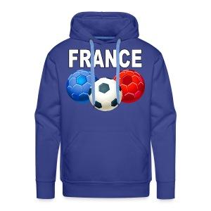 Football France - Men's Premium Hoodie