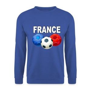 Football France - Men's Sweatshirt