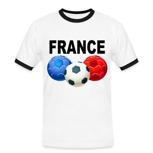 Football France - Men's Ringer Shirt