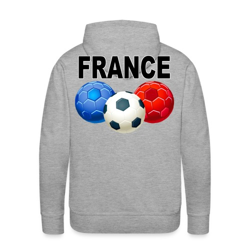 Football France - Men's Premium Hoodie