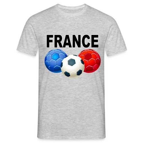 Football France - Men's T-Shirt