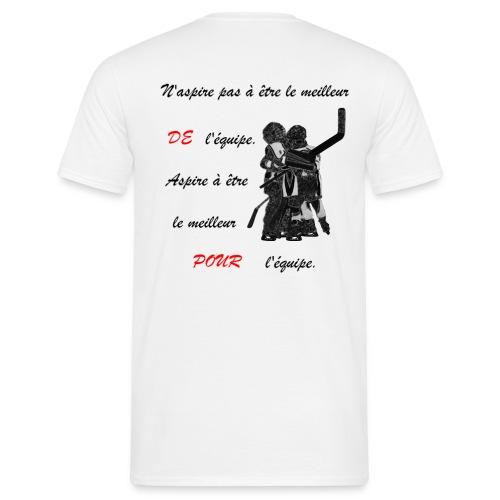 l'équipe - T-shirt Homme