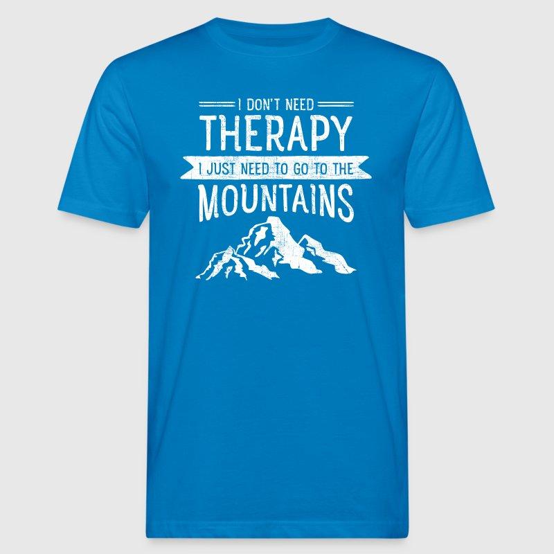 Therapy Mountains Vintage Retro Style T Shirt Spreadshirt