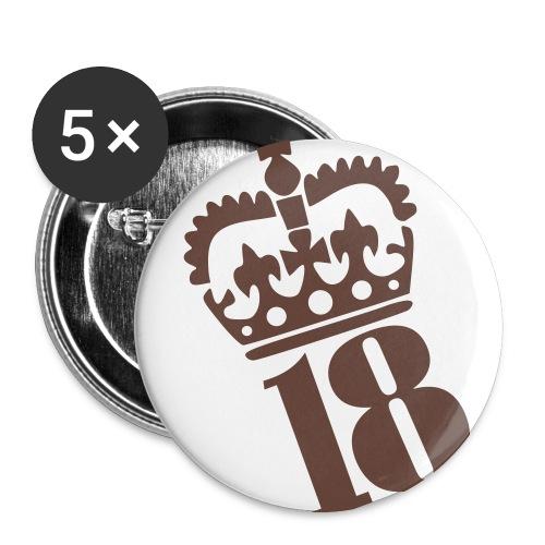 Een leuke button voor een jarige - Buttons middel 32 mm