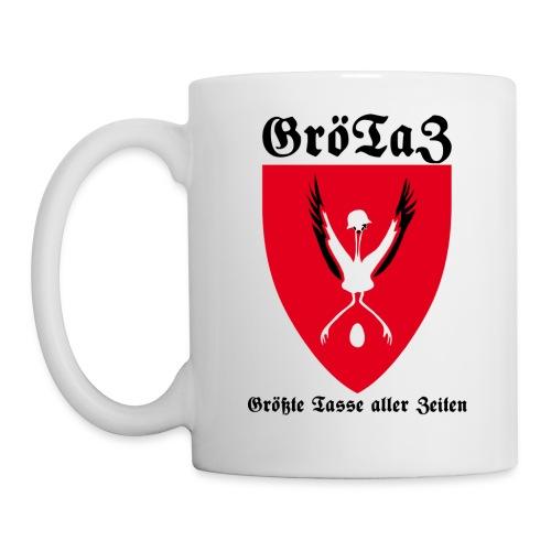 GröTaZ - Größte Tasse aller Zeiten (alt) - Tasse