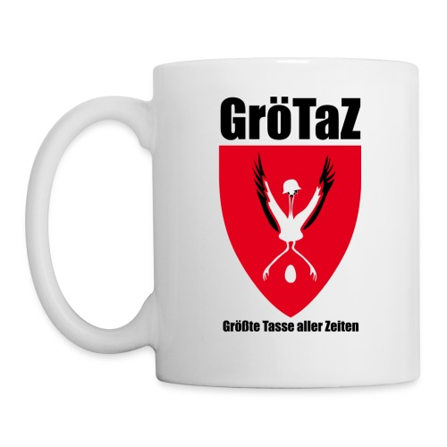 GröTaZ - Größte Tasse aller Zeiten (neu) - Tasse