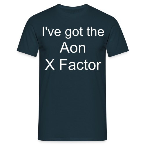 X Factor Preview T-shirt - Men's T-Shirt