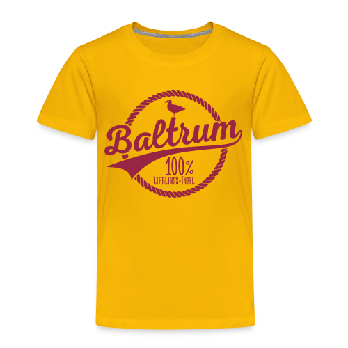 Kinder T-Shirt, 100% Baumwolle - Kinder Premium T-Shirt