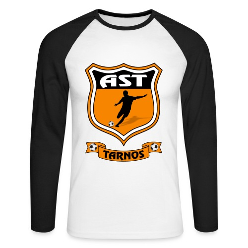 AST 43 - T-shirt baseball manches longues Homme