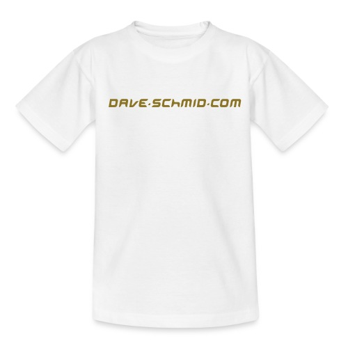 dave.schmid.com - Teenager T-Shirt