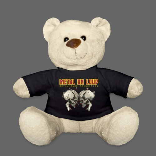 Metal On Loud bear - Teddy Bear