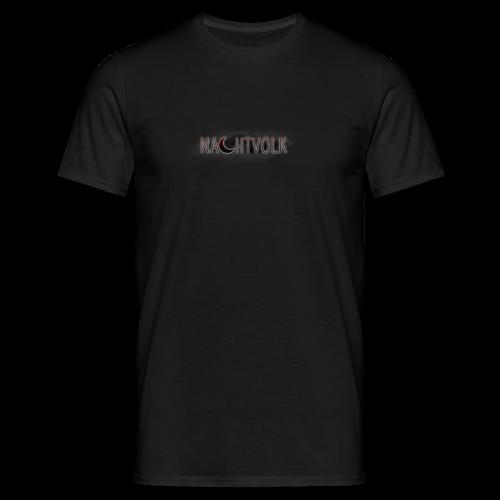 Nachtvolk Herren-Shirt - Männer T-Shirt