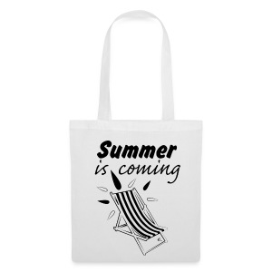 "Sac Summer is coming"" - Tote Bag"